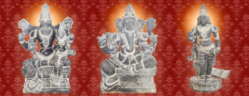 Lakshmi Hayagreevar, Bala Ganapathi, Bala Murugan